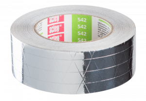 Aluminium Tape Extra Sterk 48x33m