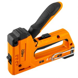 Hand Tacker 4 in 1, 6-14mm