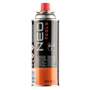 Gas Cartridge 227G