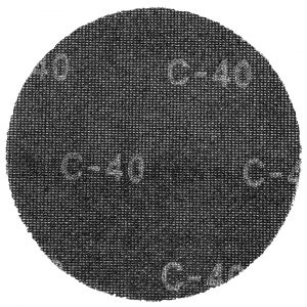 Schuurcircel 225mm, K40