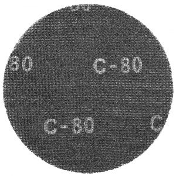 Schuurcircel 225mm, K80
