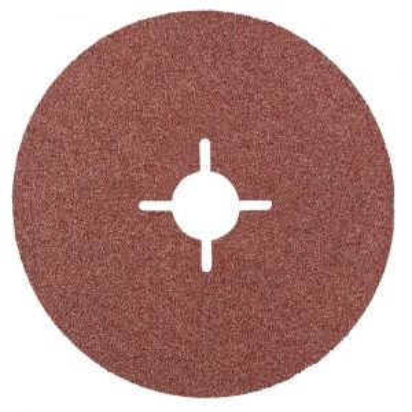 Fiber Schuurpapier 125mm K100 Korund