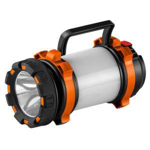 Camping Lamp 4 in 1 CREE T6 + SMD LED met Powerbank