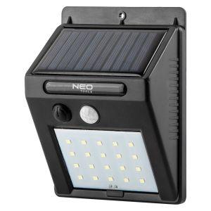 Wand Solar LED lamp met Bewegingssensor